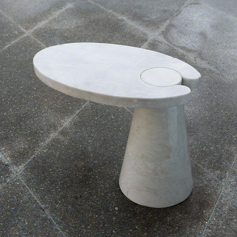 Global Views Cone Cantilever Table