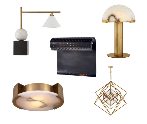 Kelly Wearstler S New Collection Brings Modern Comfort To: Leave It To Kelly To Light Up A Room